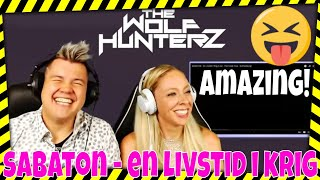 SABATON - En Livstid I Krig (Live - The Great Tour) THE WOLF HUNTERZ Jon and Dolly Reaction
