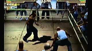 Def Jam Fight for NY - D-Mob vs Magic (HARD)