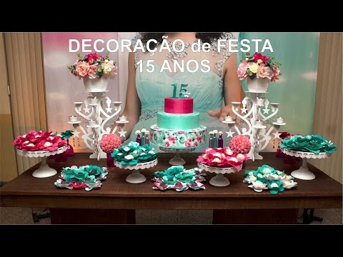 Festa 15 Anos da Ana Carolina by Angelinne