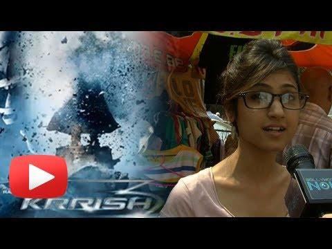 Krrish 3 - Trailer review - Public Speaks ! Travel Video
