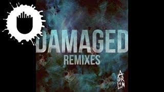 Adrian Lux - Damaged (Bottai Remix) (Cover Art)