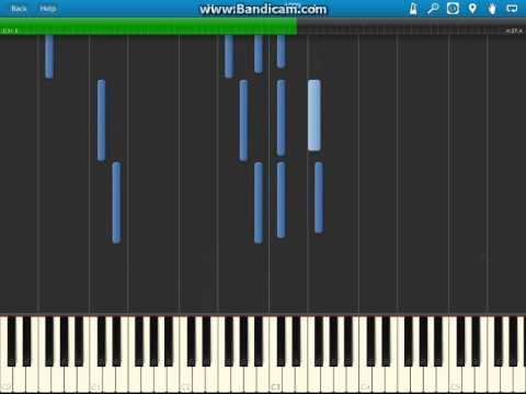 Birdy - People Help The People -by MusicianNight tutorial (how to play on piano) midi