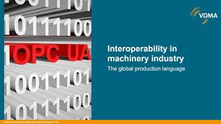 Interoperability in machinery industry: The global production language/Andreas Faath, VDMA