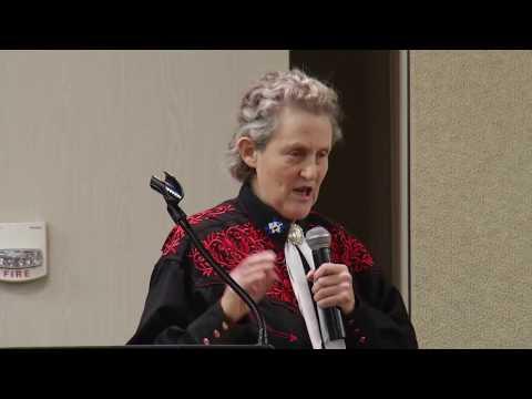 Animal Welfare with Dr. Temple Grandin - 2017