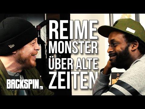 Ferris MC und Afrob: Die Reimemonster über alte Zeiten, 100g Weed in der Tasche und Studiosessions