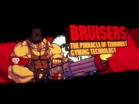 Broforce Gameplay PS4