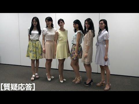 【今どきっ!オーディション】 キャンペーンガール/3-2 [質疑応答]
