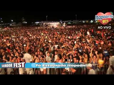 Tomate e Igor Kanario - A BRONKKA Estourada no Salvador Fest 2012