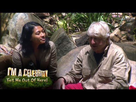 Stanley Learns About Boxing and Pop Music | I'm A Celebrity...Get Me Out Of Here!