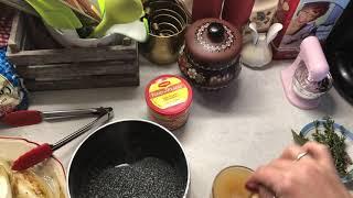 Тушеный цикорий (endive braisée)
