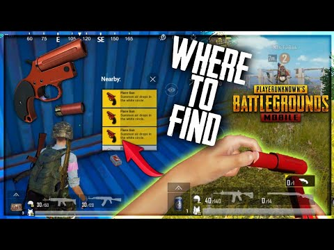 How To Get Flare Gun In Every Game In Pubg Mobile 3 Flare Gun In 1 Game Pubg Mobile Future Gaming Youtube