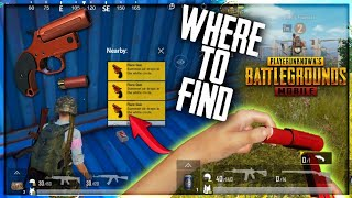 HOW TO GET FLARE GUN IN EVERY GAME IN PUBG MOBILE! 3 FLARE GUN IN 1 GAME PUBG MOBILE•FUTURE GAMING