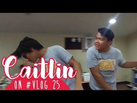 Caitlin on #VLOG 25 - Aldy & Kiki Kenapa Berantem Sih? :'(