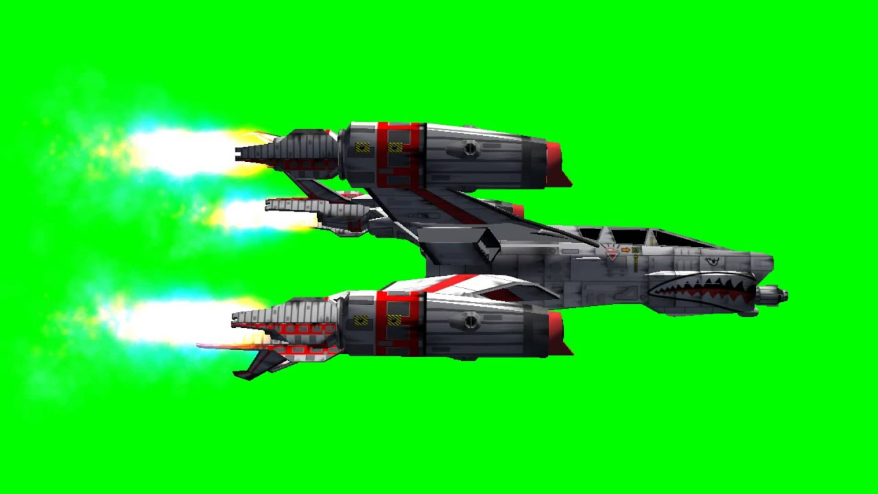 Babylon 5 Spaceship Thunderbold 4