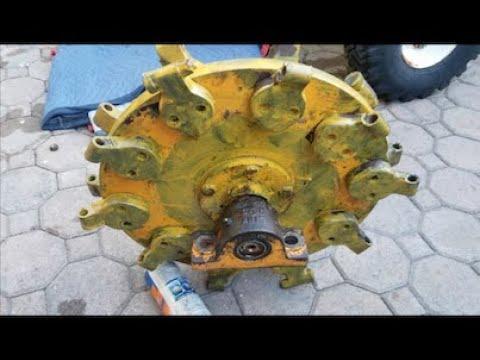 Stump Grinder Rebuild Part3