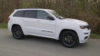 2019-Jeep Grand Cherokee-Limited X