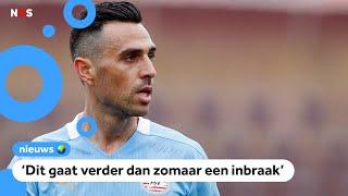 PSV-voetballer Zahavi reageert op gewapende overval op gezin