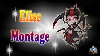Elise Montage - Elise Jungle S7(2017) -  Elise best plays - LoL Pro Highlights