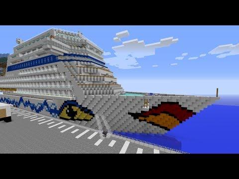 Minecraft Aida Mar