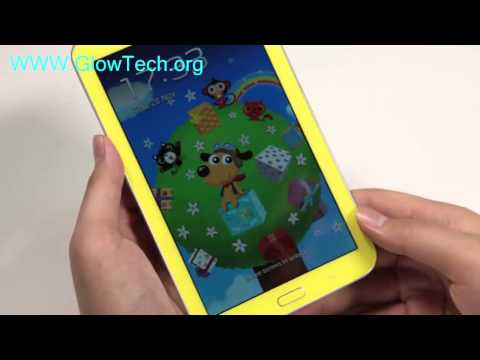 Samsung Kids Android Tablet Review - GlowTech.org