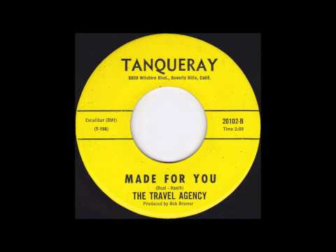 The Travel Agency - Made For You (1967)