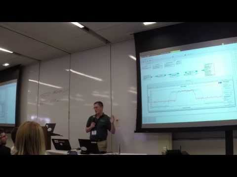 First public demo of RFNoC at GRCon'14