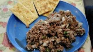 Carne Tartara / Steak Tartare