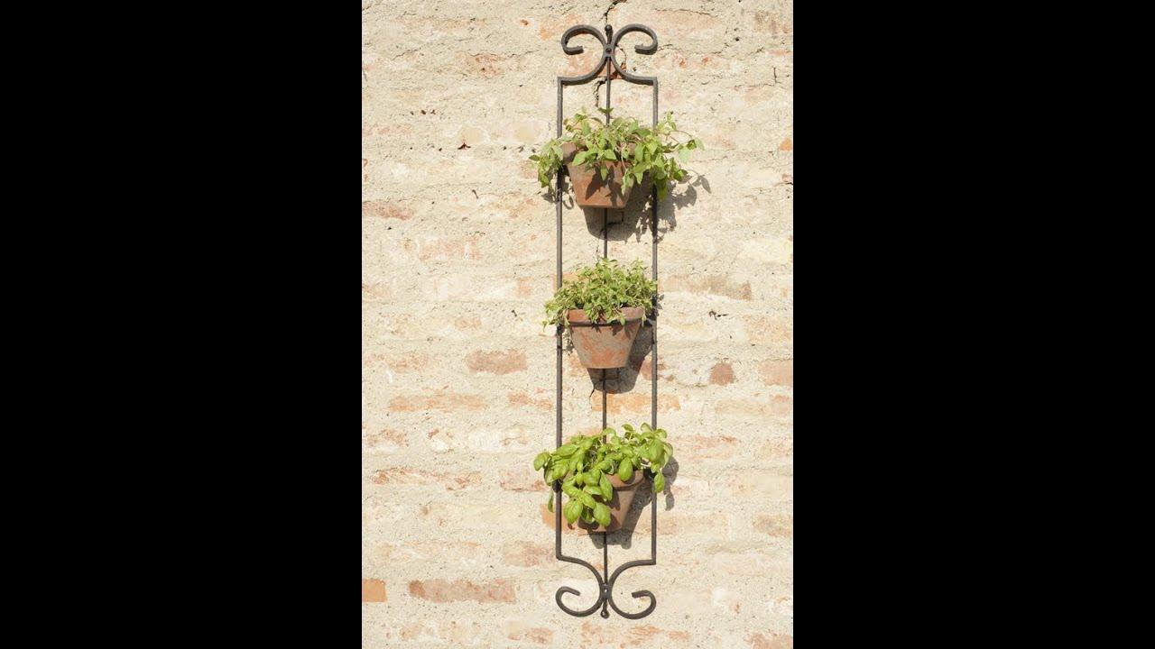 BalkonTerrasseGarten dekorieren  Wanddekoration fr