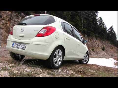 opel corsa diesel youtube. Black Bedroom Furniture Sets. Home Design Ideas