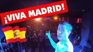 Life As A Touring Musician -  ¡MADRID! - Gig Vlog | On The Road