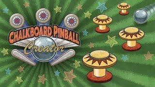 Chalkboard Pinball Creator - Official Trailer