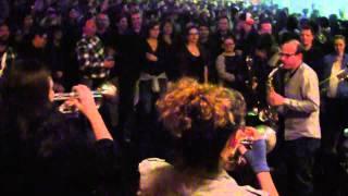 Asphalt Orchestra: Bone Machine live at Capitol Theatre