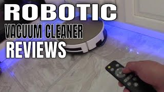 Smart Home Tech : Iview Smart Vacuum With Floor Mopping