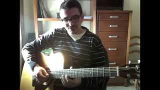 Homem do Leme - Aula de guitarra