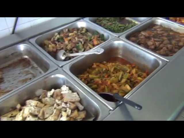 Vegetarian Curry Mee at Yee Yi Vegetarian Pasir Puteh Ipoh