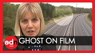 'Ghostly shadow' filmed on live TV thumbnail
