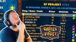 Shakes and Fidget - Was macht die Projekt Gilde? #426 SFGame