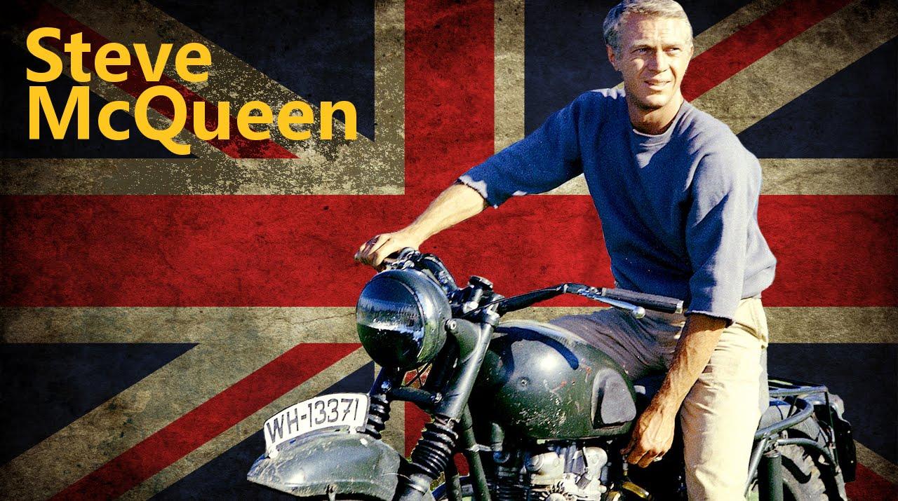Triumph Bonneville | Steve McQueen Edition