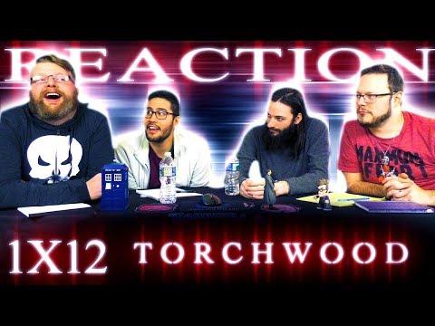 "Torchwood 1x12 REACTION!! ""Captain Jack Harkness"" REUPLOAD"