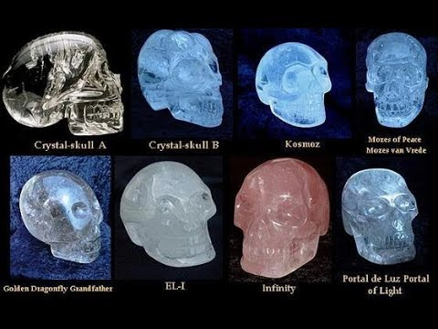 The Crystal Skulls Enigma - Prehistoric or Fakes? [FULL VIDEO]