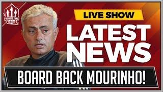 Jose Mourinho Press Conference Reaction   Manchester United vs Burnley