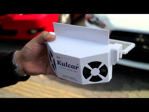 Made in Taiwan: Kulcar - Solar Car Cooler