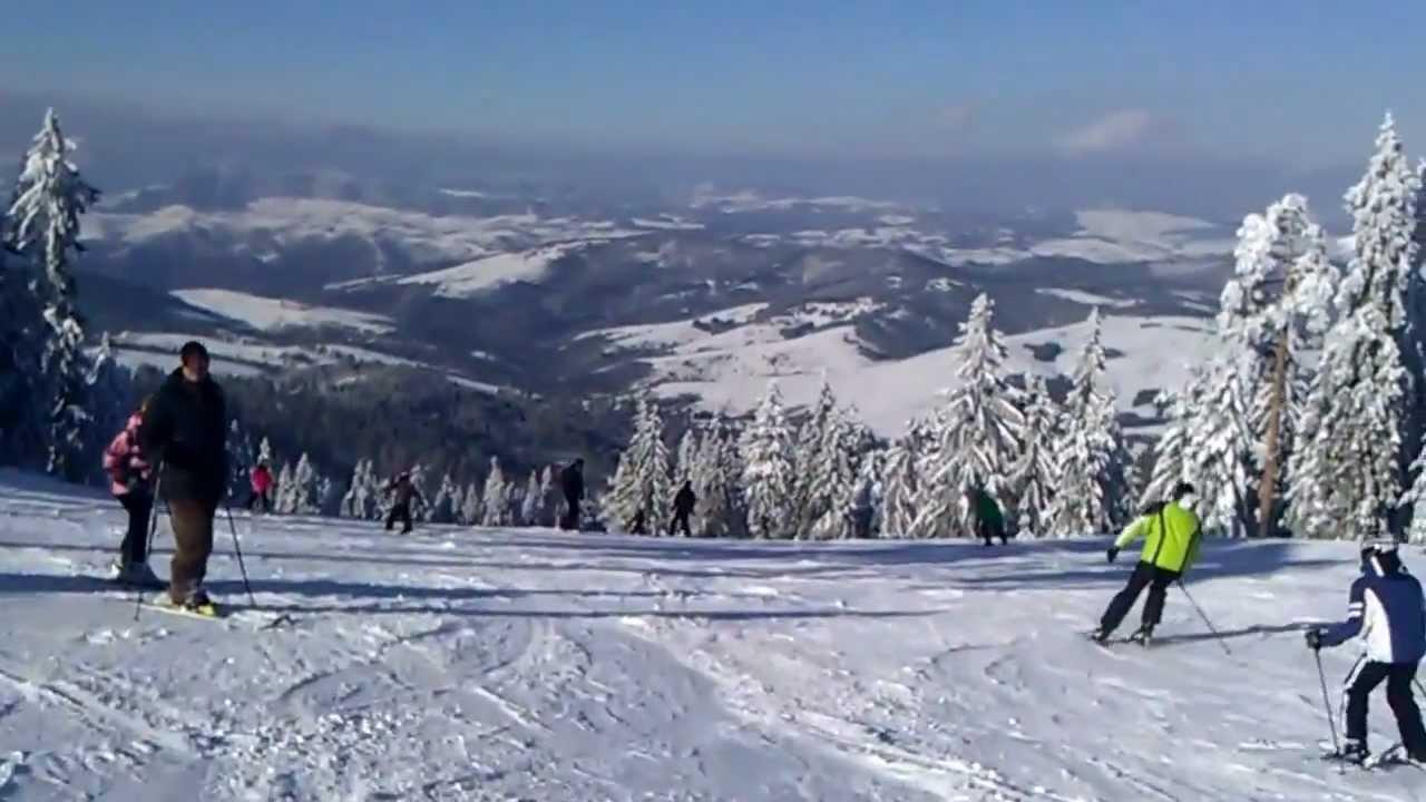 Zlatibor tornik skijanje youtube