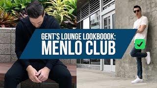 Spring Lookbook Unboxing: Menlo Club || Building Confidence || Men