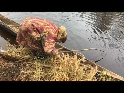 Как ловят рыбу ханты видео