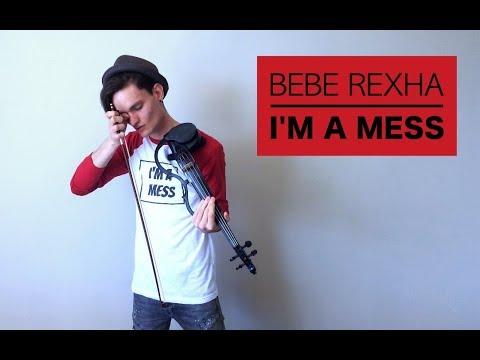 Bebe Rexha - I'm A Mess (Violin Cover By Caio Ferraz)