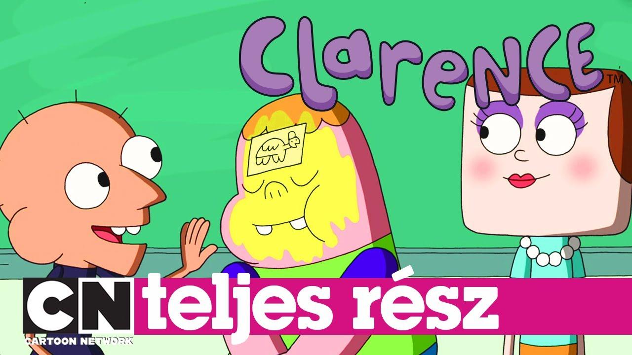 Clarence | Teknőskalap (teljes rész) | Cartoon Network