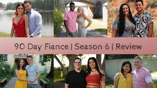 90 Day Fiance Review | Season 6 Episode 9