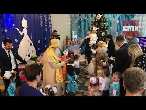 Дом ребёнка в Измаиле и детское отделение горбольницы не остались без подарков