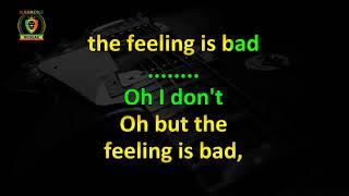 Eddie Grant - I Don't Wanna Dance (Karaoke Version)